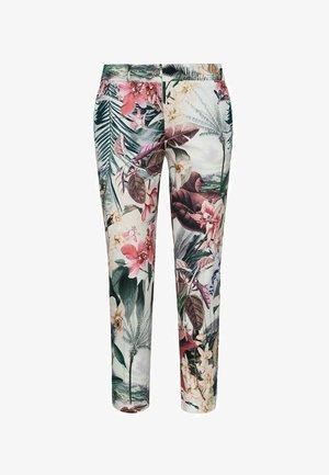 Pantalon classique - multicolor