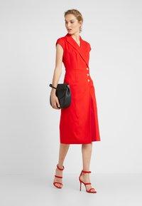 Escada - DHANA - Sukienka koszulowa - red ruby - 1