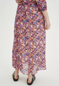 InWear - Shirt dress - pink flower field - 3