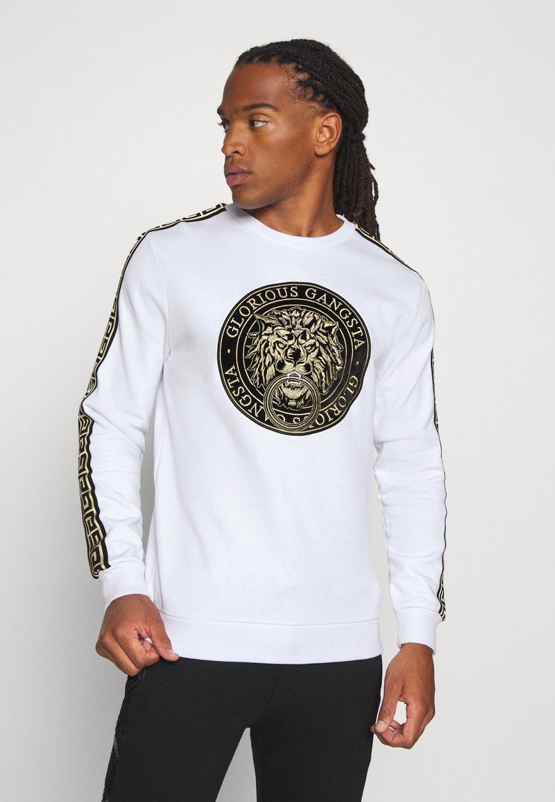 Glorious Gangsta - EMMUS  - Sweatshirts - white