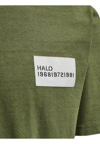 HALO - HEAVY - T-shirts print - winter moss - 3