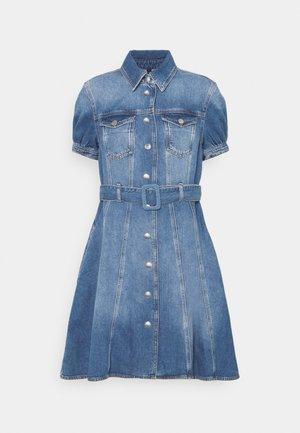 ABITO SUPERFIT - Robe en jean - denim blue