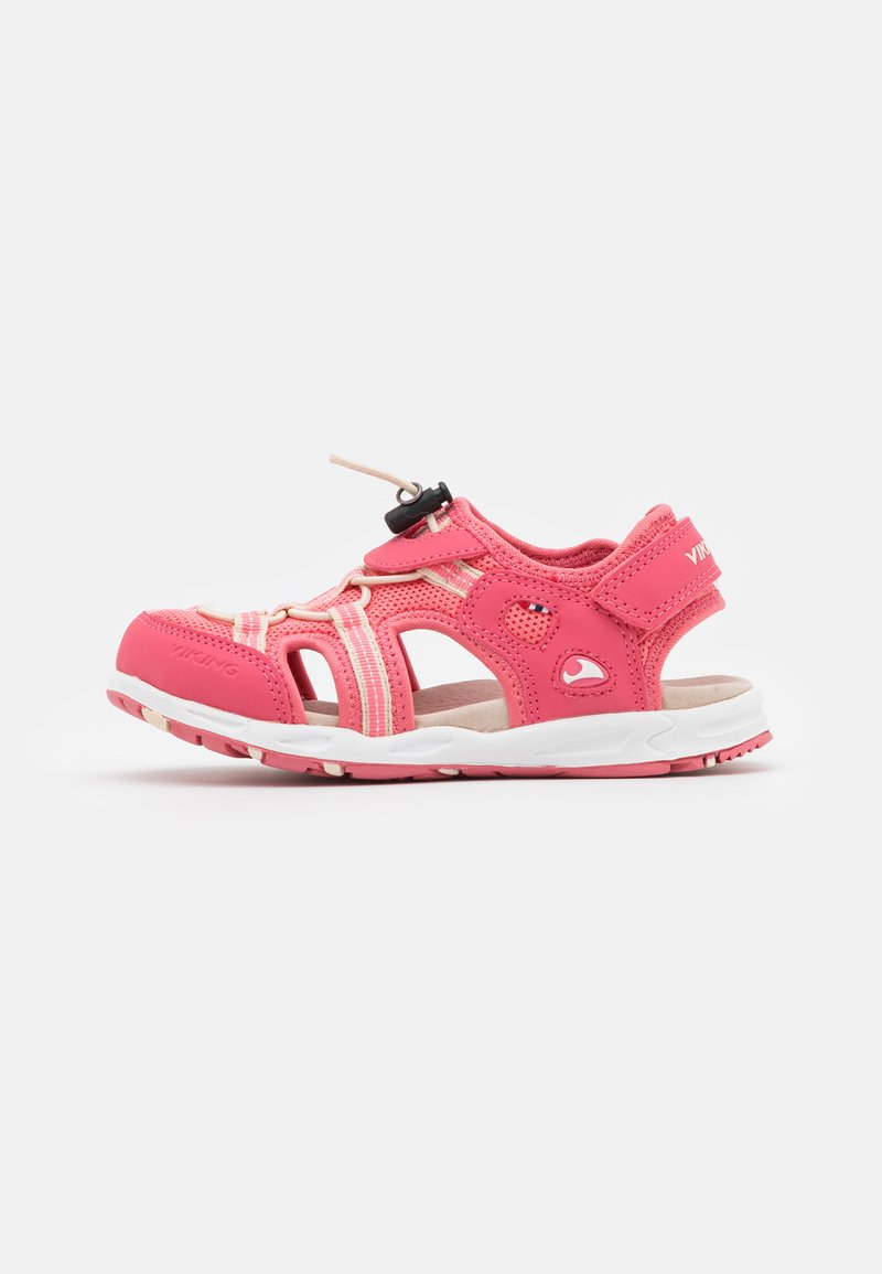 Viking - THRILL UNISEX - Walking sandals - fuchsia/dark pink