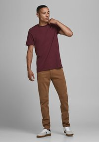 Jack & Jones - T-shirt - bas - port royale - 1
