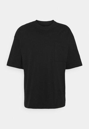 BRUCE - T-shirt basique - schwarz