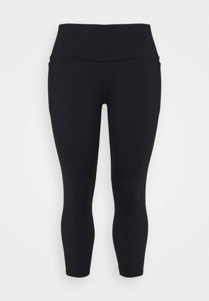 MERIDIAN ANKLE LEG - Leggings - black