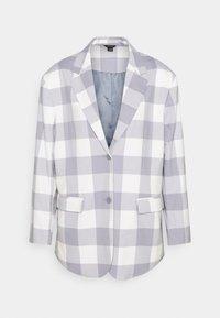 Monki - GRACE - Blazer - grey check - 4