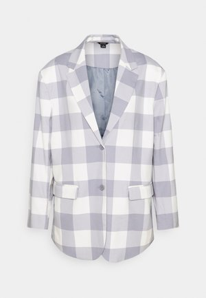 GRACE - Blazer - grey check