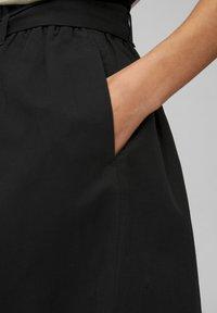 Marc O'Polo - A-line skirt - schwarz - 4