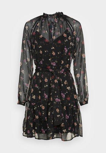 VERONICA DRESS - Vestito estivo - black