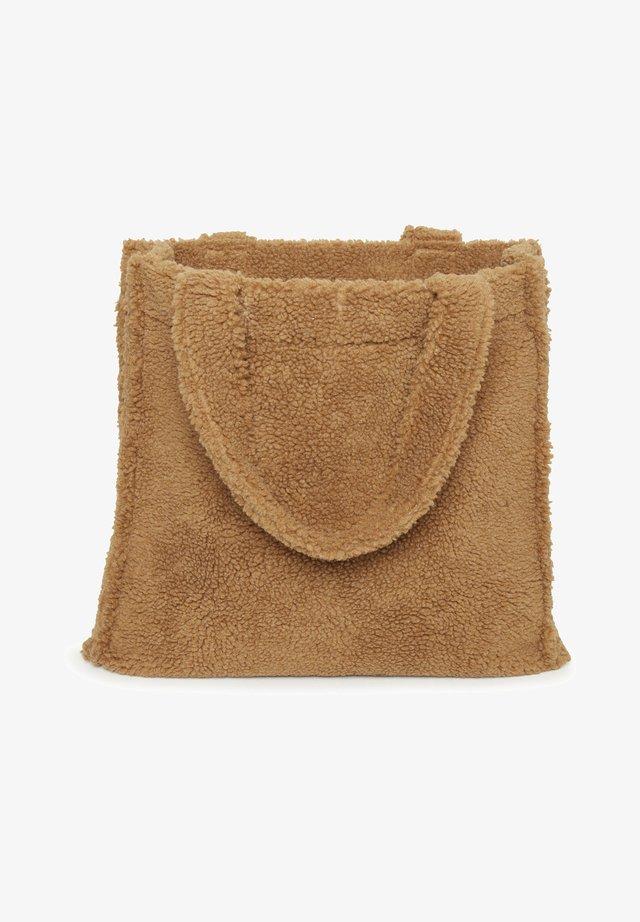 Shopper - winter beige