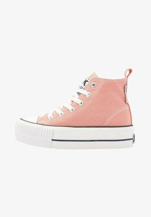 KAYA MID - Zapatillas altas - pink