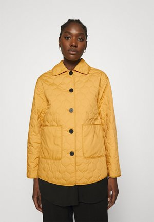 INDOOR QUILTED - Jas - orange
