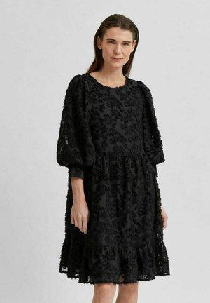 SLFDANIELA DRESS - Cocktail dress / Party dress - black