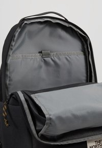 The North Face - DAYPACK - Rucksack - black heather - 7