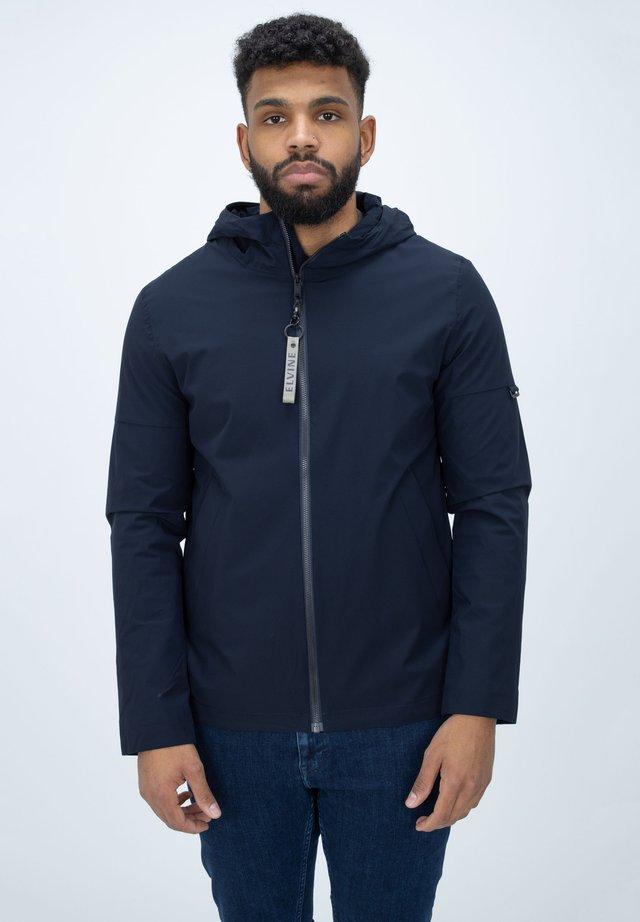 MAGMAR - Waterproof jacket - dark navy