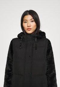 comma - Winter coat - black - 4
