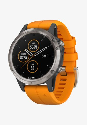 Smartwatch - yellow