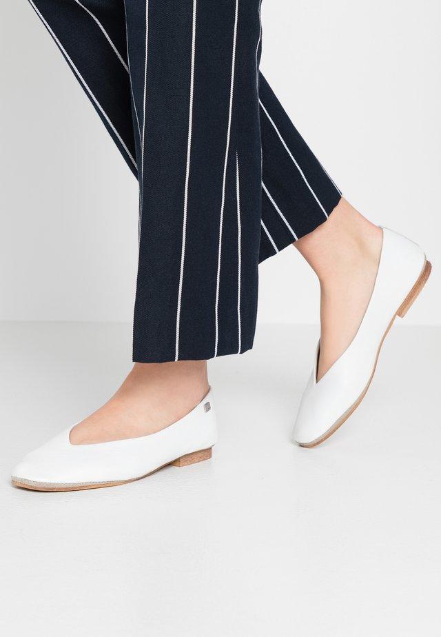 SARY - Ballerinat - white