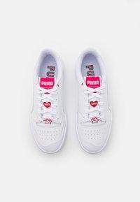 Puma - RALPH SAMPSON GALENTINES - Sneakers basse - white/virtual pink - 5
