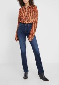 7 for all mankind - THE STRAIGHT  - Straight leg jeans - bair park avenue - 0