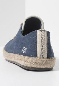 Pepe Jeans - TOURIST LAMU SUEDE - Zapatos con cordones - dark blue - 3