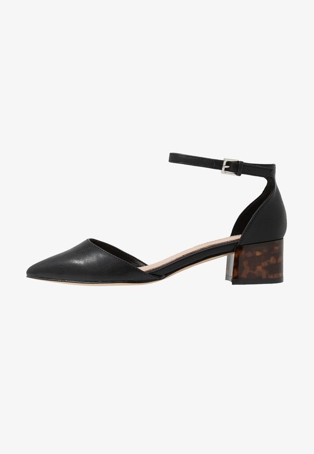 ZULIAN - Classic heels - black/multicolor