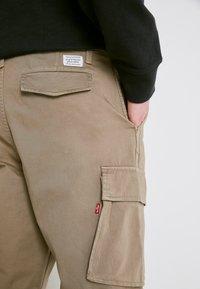 Levi's® - XX TAPER CARGO II - Cargo trousers - brindle back - 6