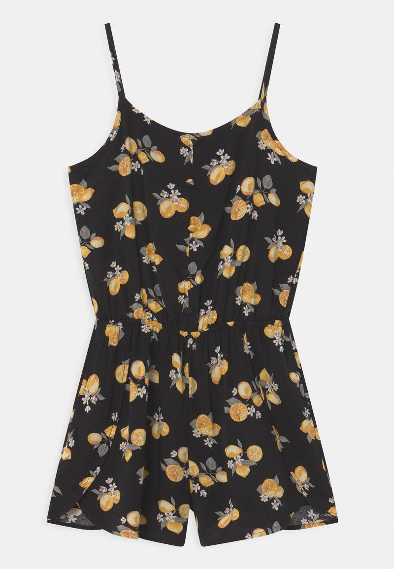 Abercrombie & Fitch - Tuta jumpsuit - black