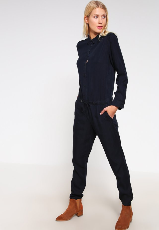 STEPHANIE - Jumpsuit - blueblack