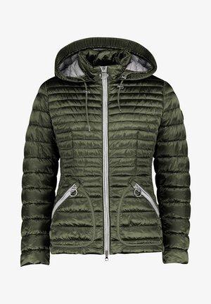 MIT KAPUZE - Winter jacket - ivy green