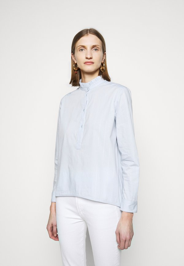 MAX&Co. RISATA - Bluzka - light blue/niebieski STOG