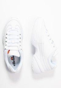 Ellesse - SPARTA - Baskets basses - white - 1