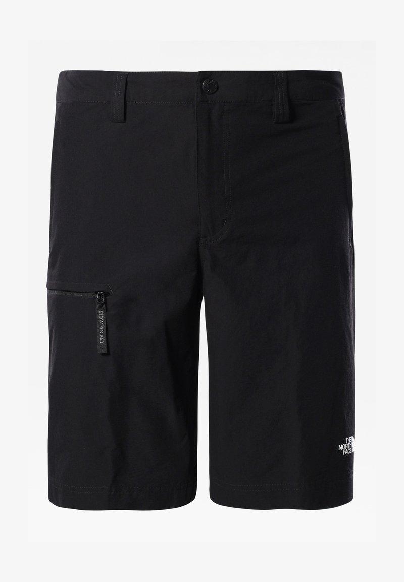 The North Face - M RESOLVE SHORT - EU - Krótkie spodenki sportowe - tnf black