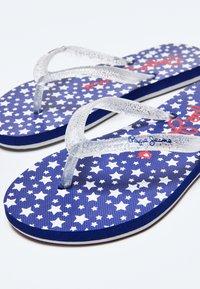 Pepe Jeans - Pool shoes - azul marino - 3