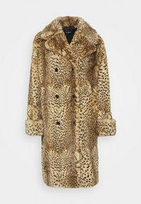 The Kooples - Classic coat - brown - 0
