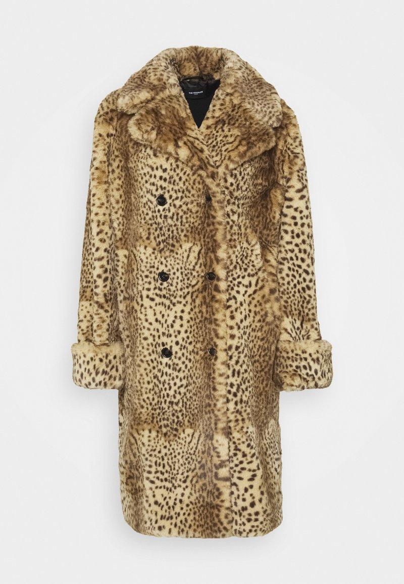 The Kooples - Classic coat - brown