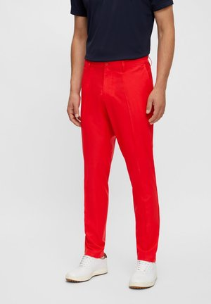 ELLOTT GOLF - Trousers - racing red