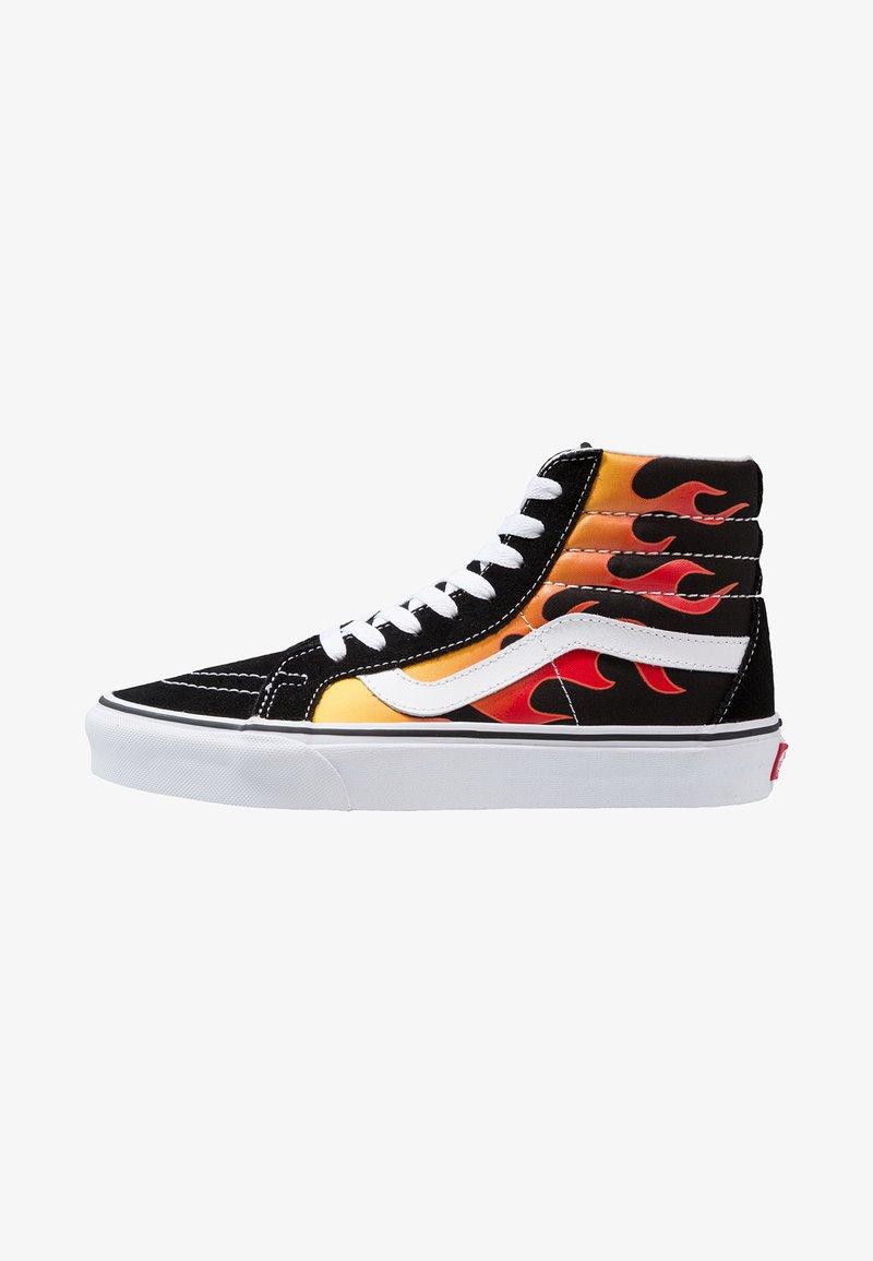 Vans - SK8-HI REISSUE - Zapatillas altas - black/true white