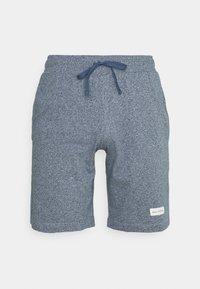 Marc O'Polo - Pyjama bottoms - blue melange - 0