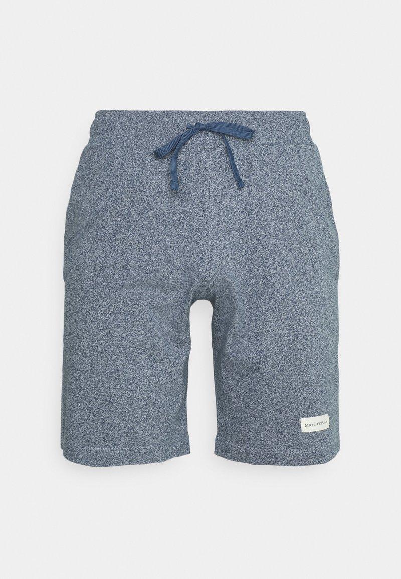 Marc O'Polo - Pyjama bottoms - blue melange