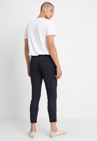 Gabba - PISA Small Dot - Trousers - navy - 2