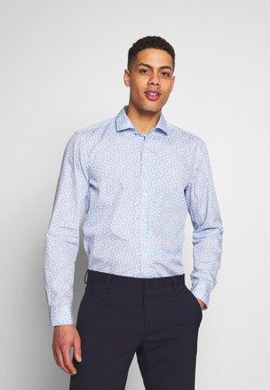 OLYMP LEVEL 5 BODY FIT  - Kostymskjorta - bleu