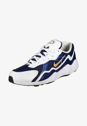 Sneakers - binary blue/ carotene-white-