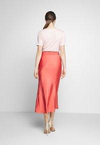 Bruuns Bazaar - BACA SKIRT - A-line skirt - poppy red - 2