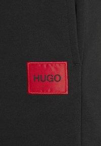 HUGO - NARORA REDLABEL - Kraťasy - black - 5