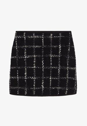 COPITO - Mini skirt - sort