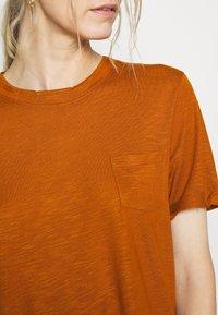 Anna Field - Basic T-shirt - caramel cafe - 5