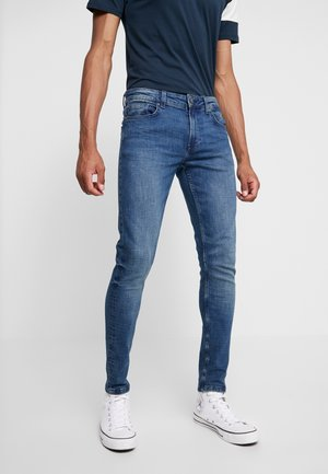 ONSWARP - Vaqueros pitillo - blue denim