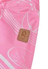 Reima - ANISE - Waterproof jacket - neon pink - 3